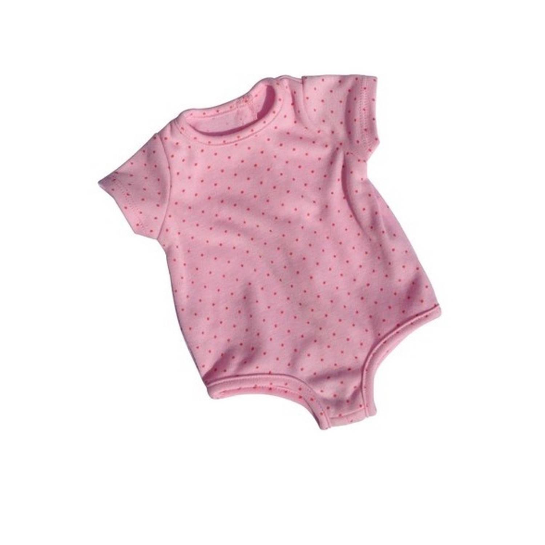 Afbeelding van Amleg romper mini mommy roze meisjes 38-41 cm