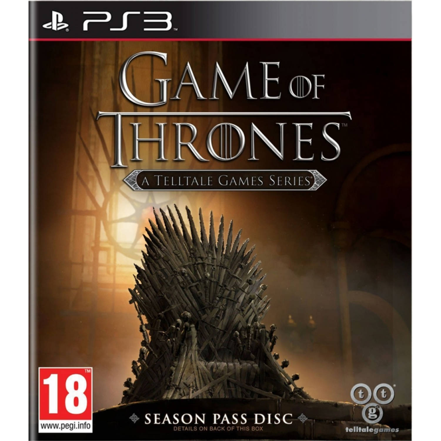 Game of thrones - a telltale games series kopen