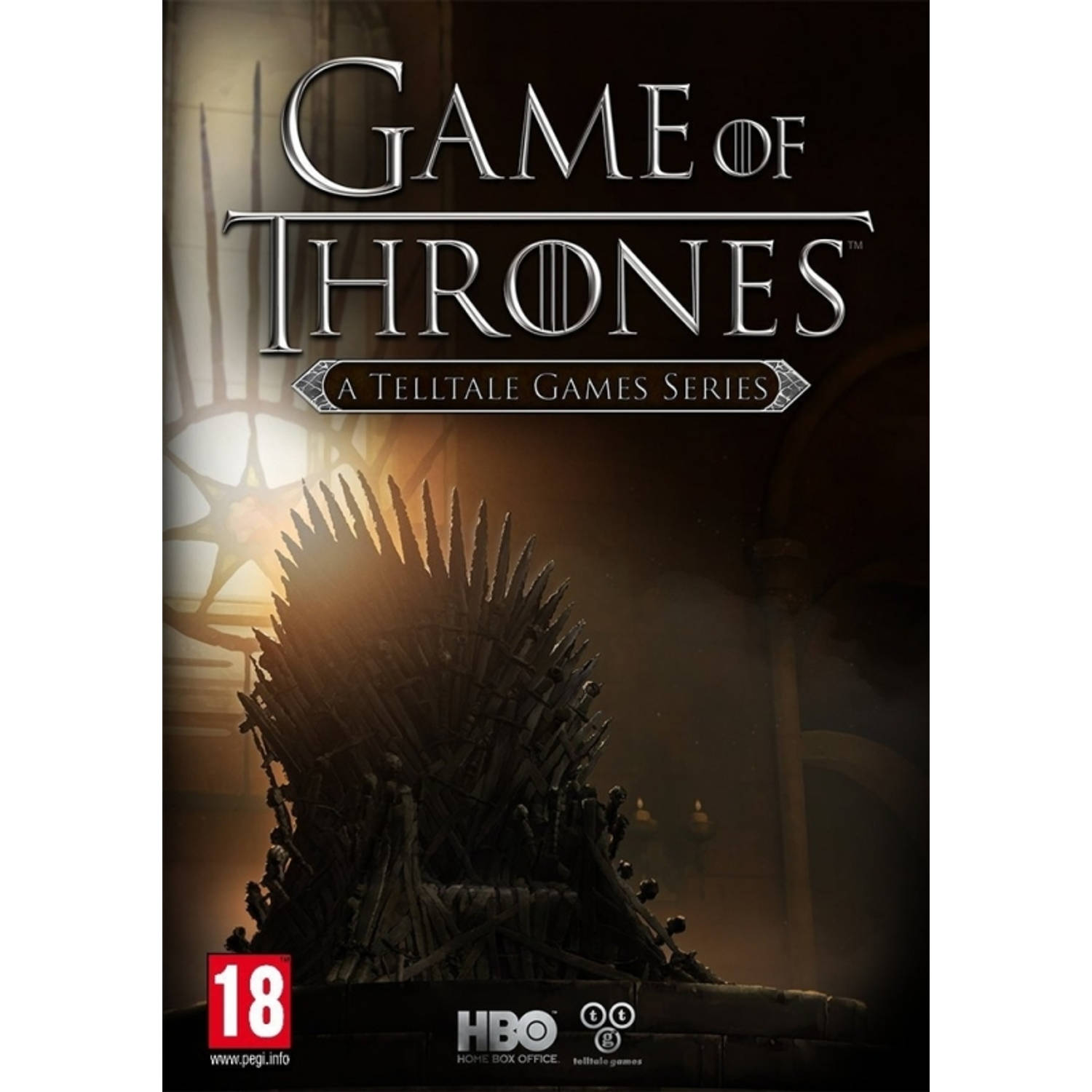 Afbeelding van Game of thrones - a telltale games series