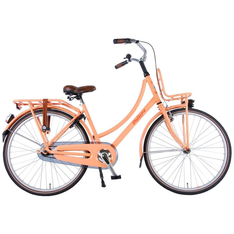 Image of Volare Excellent fiets met terugtraprem - 26 inch - zalmroze