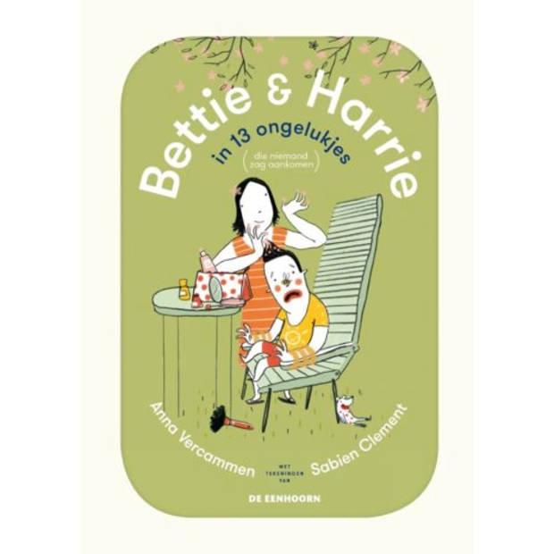 Bettie & Harrie in 13 ongelukjes