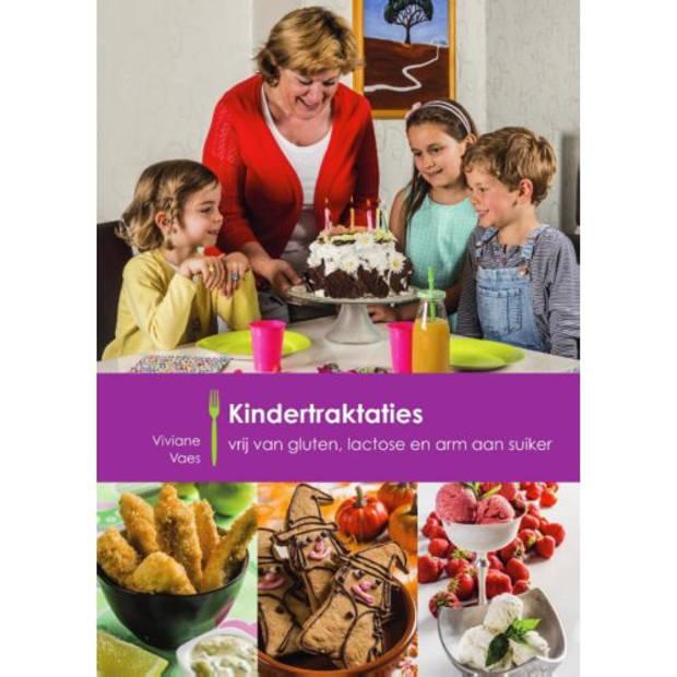 Kindertraktaties vrij van gluten,