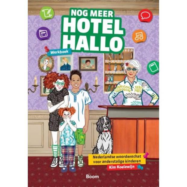 Nog Meer Hotel Hallo / Werkboek