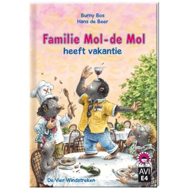 Familie Mol-de Mol heeft vakantie - Hoera,