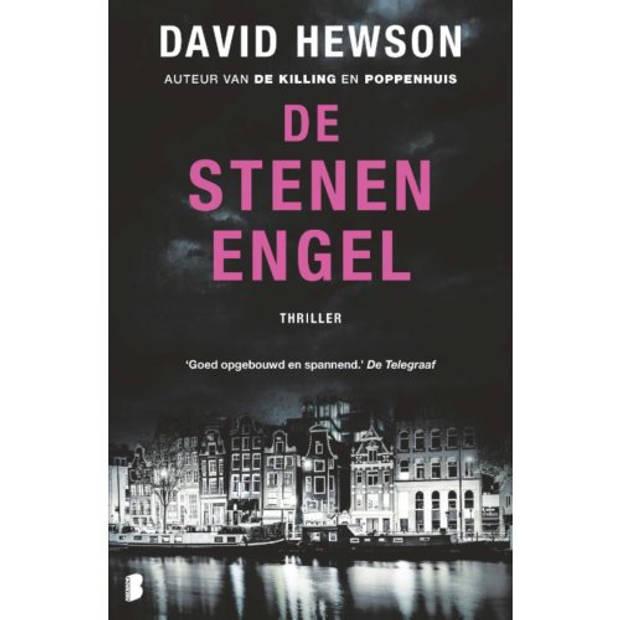 De Stenen Engel - Amsterdam