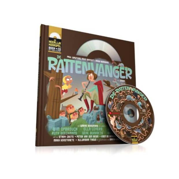 De Rattenvanger - Heerlijk Hoorspel