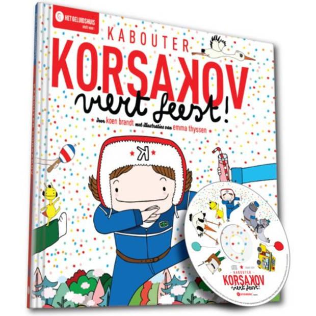 Kabouter Korsakov Viert Feest - Kabouter Korsakov