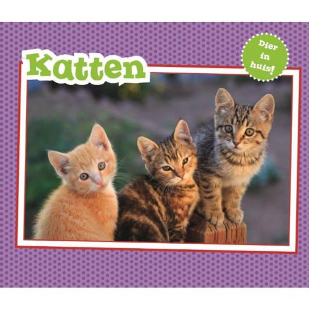 Katten - Vertel Maar