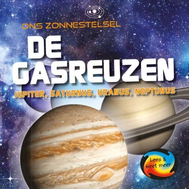 De gasreuzen - Ons zonnestelsel