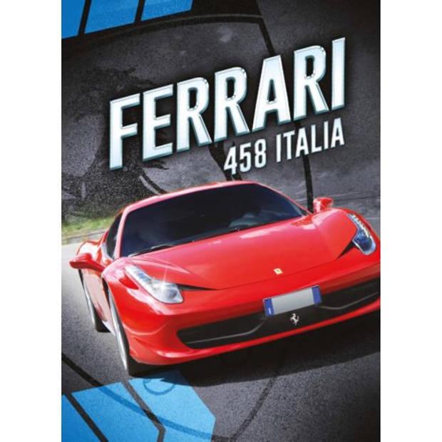 Ferrari 458 Italia - Gek Op Auto'S!