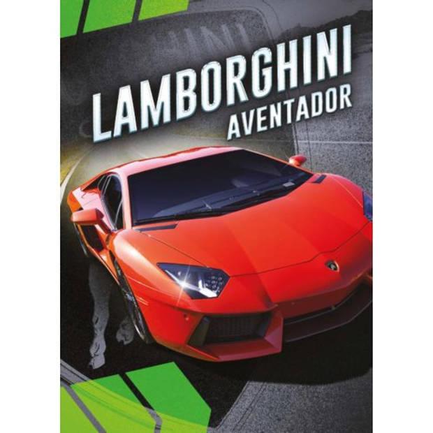 Lamborghini Aventador - Gek Op Auto'S!
