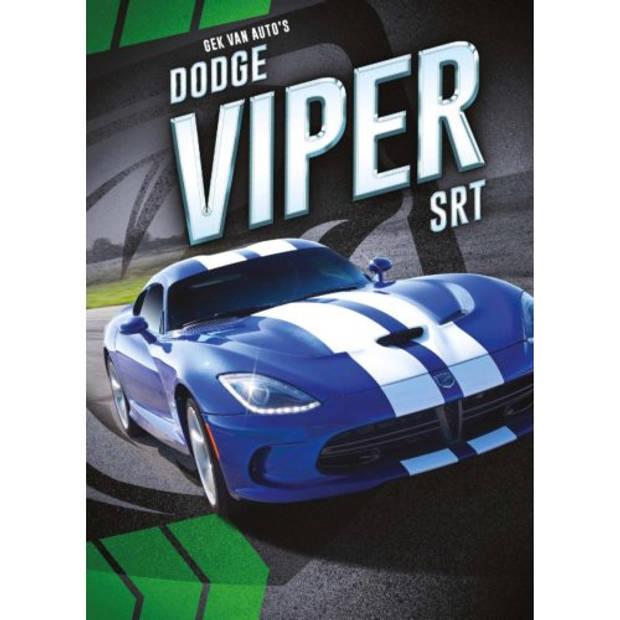 Dodge Viper Srt - Gek Op Auto'S!