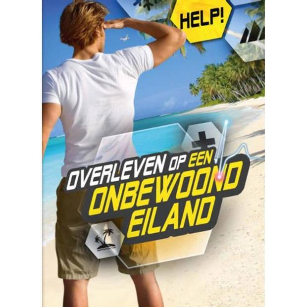 Overleven op een onbewoond eiland - Help!