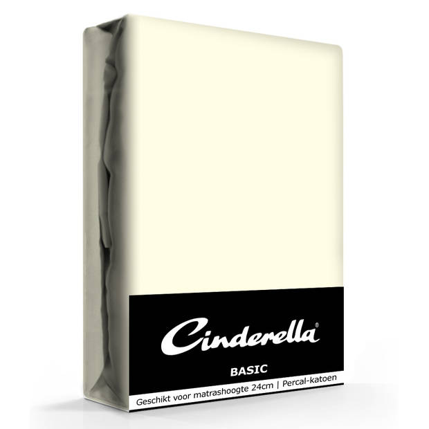 Cinderella Basic Hoeslaken Ivory-80 x 200 cm