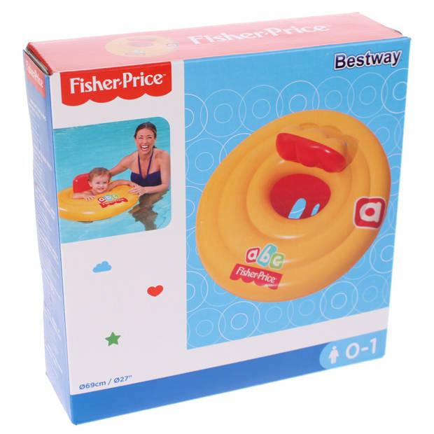 Fisher-price zwemstoeltje step a 0-1 jaar 69 cm