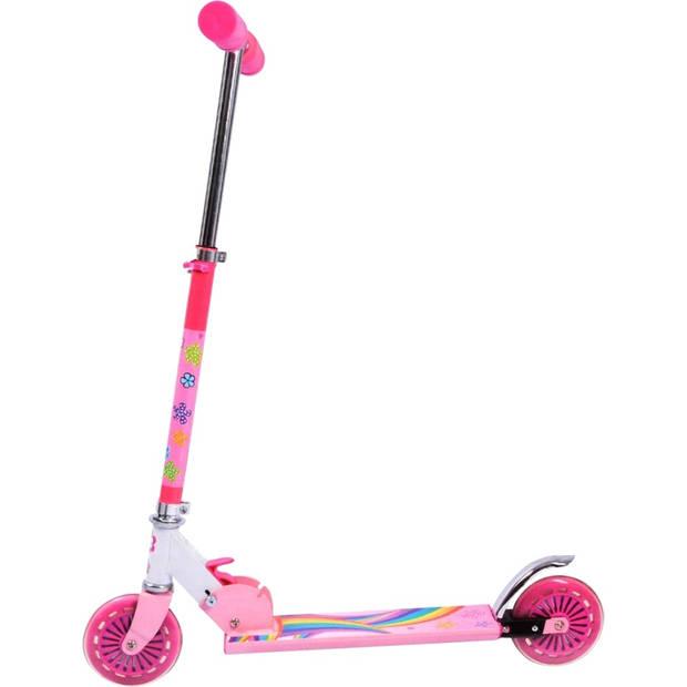 Johntoy Sports Active Meisjes Voetrem Roze