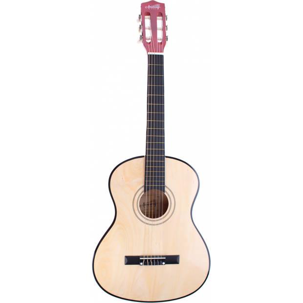 TOYRIFIC akoestische gitaar Alchemy of Music 91 cm hout lichtbruin