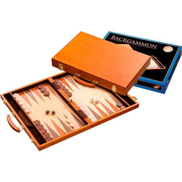 Philos backgammon ithaka groot 45x29.5cm