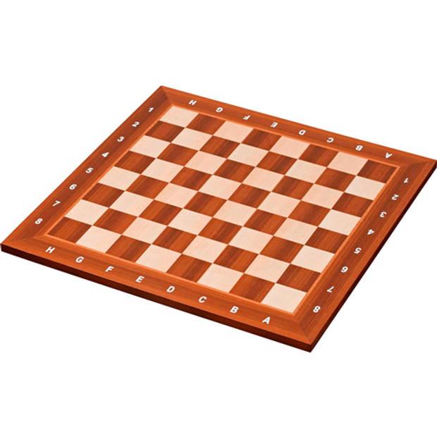 Philos schaakbord london 50mm veld genummerd