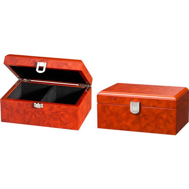 Philos schaakstukken box 180 x 120 x 83mm