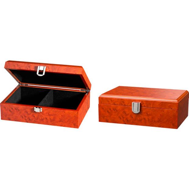 Philos schaakstukken box 240 x 155 x 85 mm