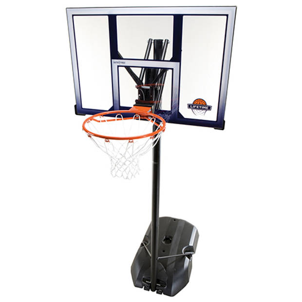 Basketbal standaard lifetime slam dunk
