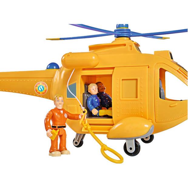Brandweer Sam - Helikopter Wallaby II