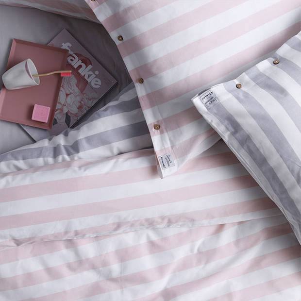 Cinderella dekbedovertrek Costa Pink-140x200/220
