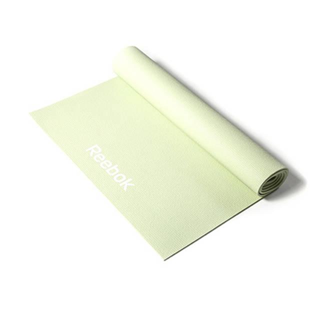 Yoga mat reebok 4mm groen