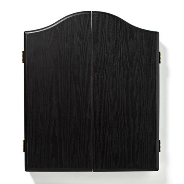 Dartkabinet winmau zwart