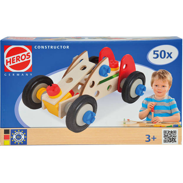 Constructor Raceauto, 50-delig