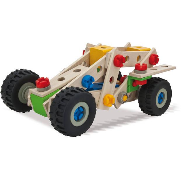 Constructor Auto 4-in-1, 100-delig