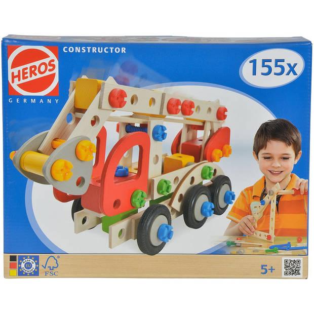 Constructor Brandweerauto, 155 delig