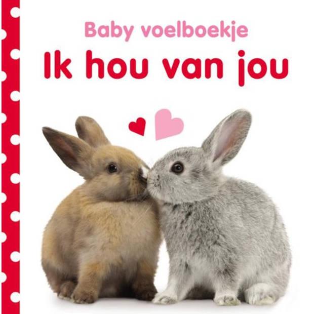 Ik Hou Van Jou - Baby Voelboekje