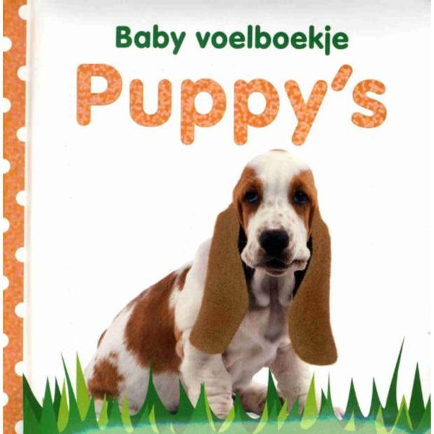 Puppy's - Baby Voelboekje