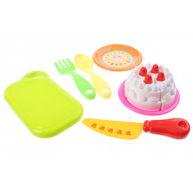 Johntoy Home and Kitchen speelset taart 10-delig