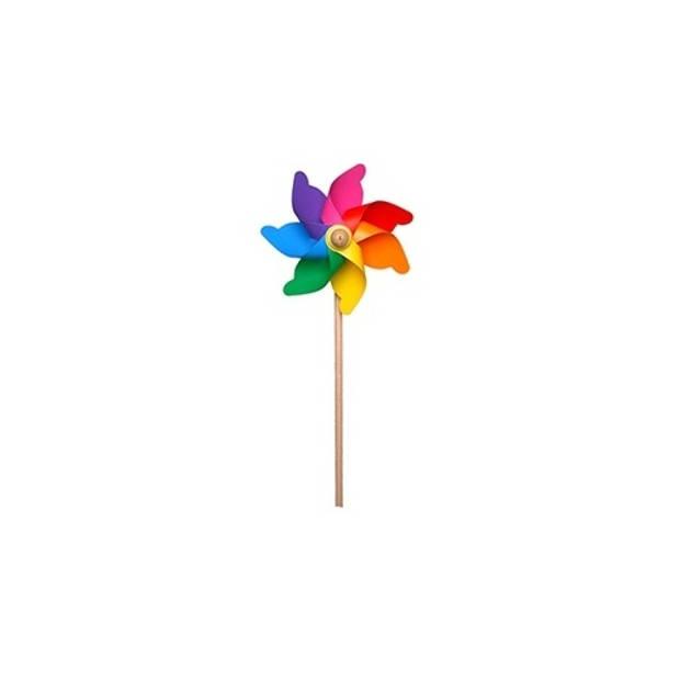 Summerplay Regenboogwindmolen H58X Daimeter 21 cm