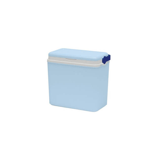 Koelbox 24 Liter Lichtblauw