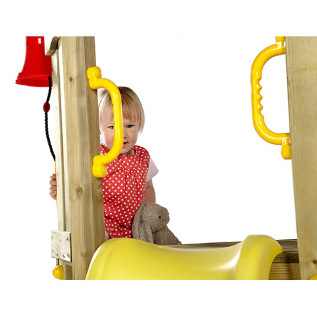 Speeltoestel toddler's tower plum