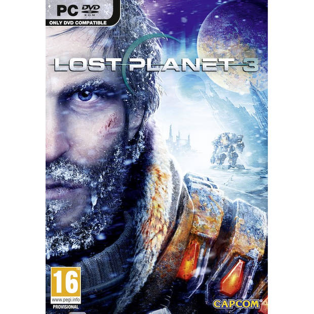 Lost planet 3 - pc gaming