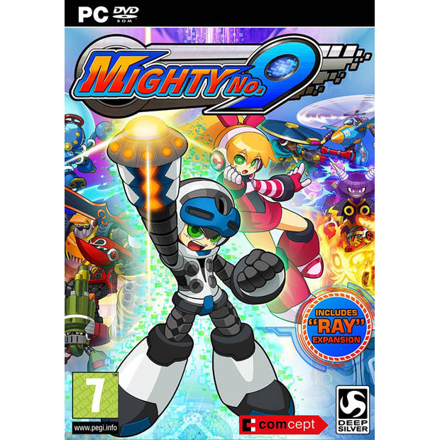 Mighty no. 9 (retail edition) - pc gaming