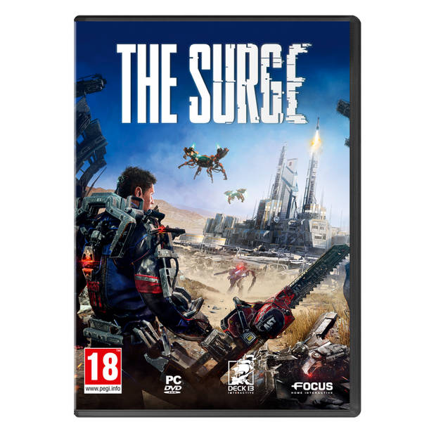 The surge - pc gaming