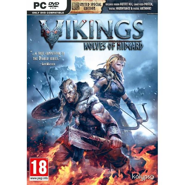 Vikings: wolves of midgard - pc gaming