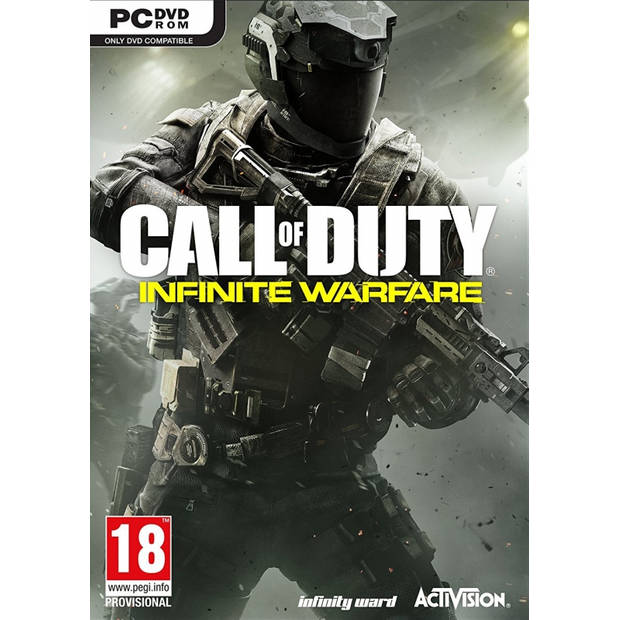 Call of duty infinite warfare - pc gaming