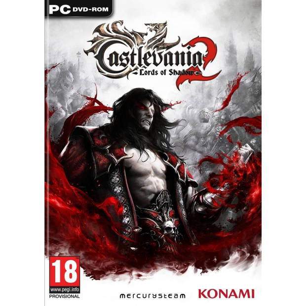 Castlevania lords of shadow 2 - pc gaming