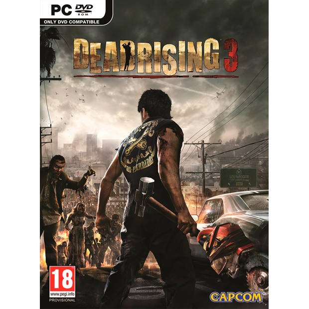 Dead rising 3 - pc gaming