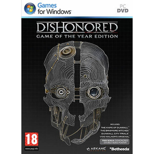 Dishonored (goty edition)