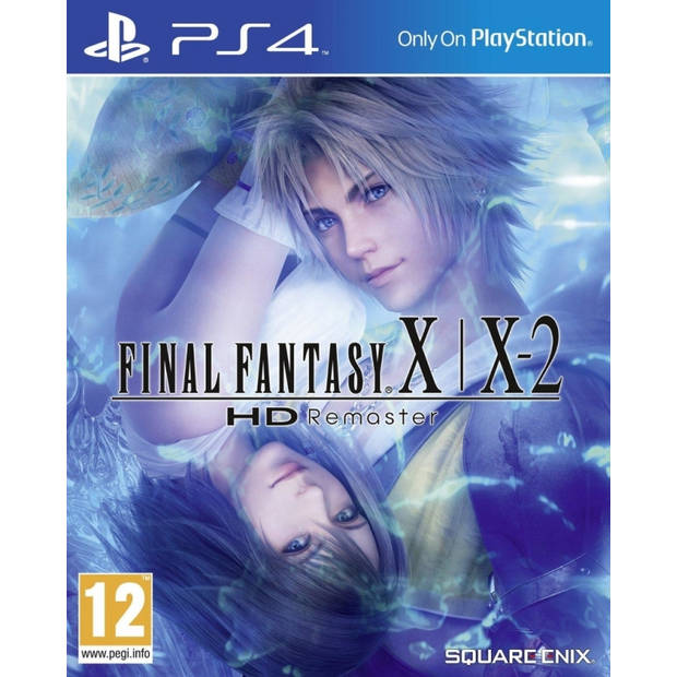 Final fantasy x & x2 hd remaster - ps4