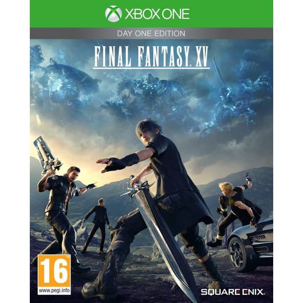 Final fantasy xv (day 1 edition) - xbox one