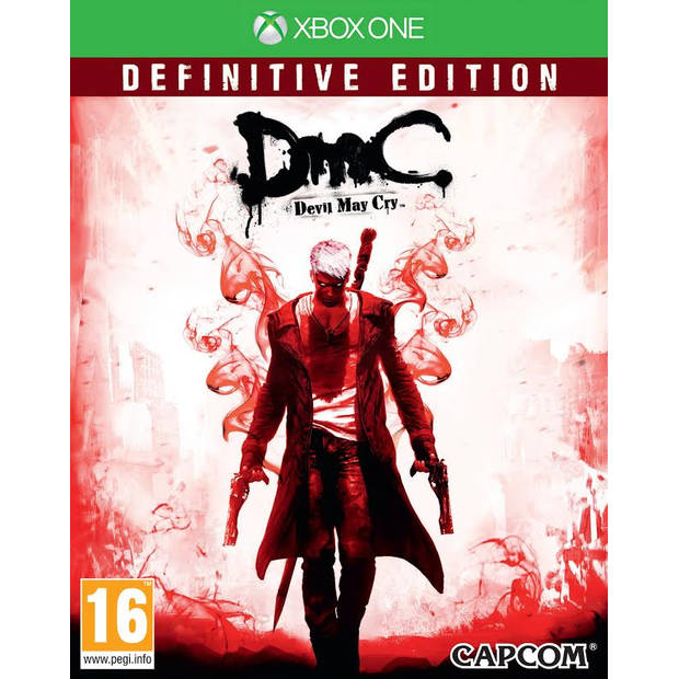 Dmc devil may cry definitive edition - xbox one